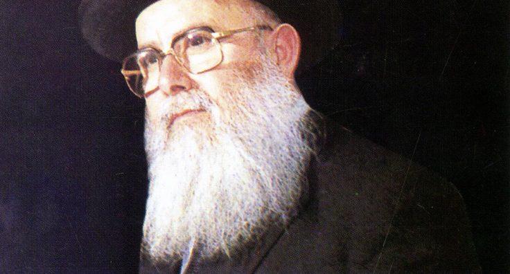 Rabbi Yaacov Tolédano zatsal.