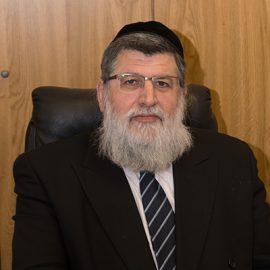 Le directeur du Collège-Lycée Garçons Yaacov Benisty