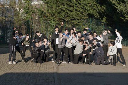 Au Collège Garçons